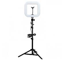 Квадратная Селфи лампа для профессиональной съемки D35