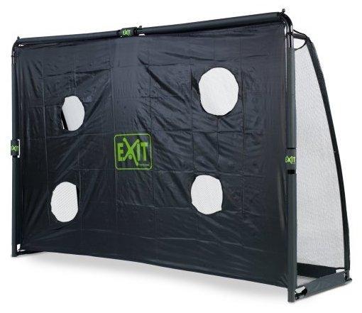 Стальные футбольные ворота Exit Finta 300x200 см