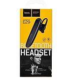 Беспроводная Bluetooth-гарнитура Hoco E29 Black, фото 2