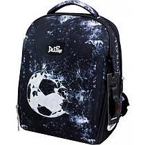 Набір: Рюкзак підлітковий, пенал, сумка - мішок De Lune (Італія) Футбольний м'яч