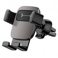 Автомобильный Держатель для Телефона Baseus Cube Gravity Vehicle-mounted Holder Black