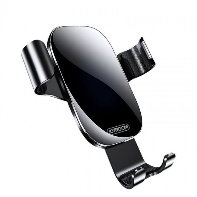Автомобильный Держатель для Телефона Joyroom JR-ZS198 Guangying series air outlet gravity bracket Black