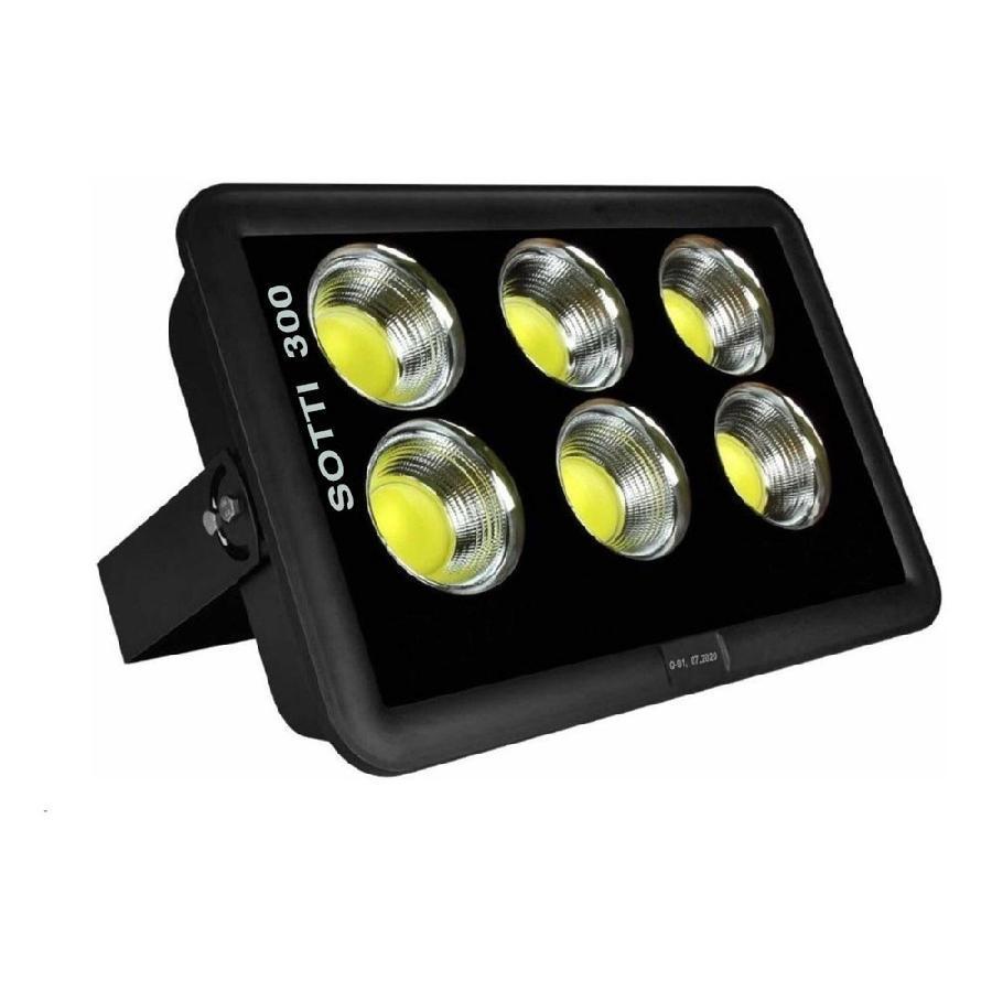 Прожектор світлодіодний 300Вт SOTTI-300 6400К IP65