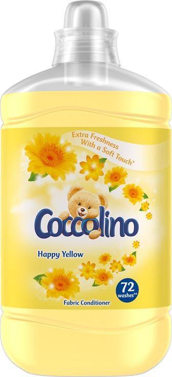 "Кондиционер для белья Coccolino ""Happy Yellow"" (1800мл.)"