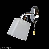 Бра на стену 70-8855/1W CR+WT Svitlight