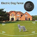 Беспроводной электронный забор для собак Wireless Dog Fence WDF-558, с 2-мя ошейниками, фото 4