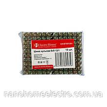 Шина нулевая 6х9 мм² 12/1 (1 отверстие)