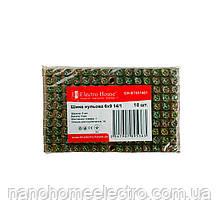 Шина нулевая 6х9 мм² 14/1 (1 отверстие)
