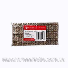 Шина нулевая 6х9 мм² 18/1 (1 отверстие)