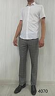 Чоловічі штани Prodigy. Льон. (Linen 2060). Розміри: 33,34,35,36,38,40,42.