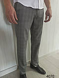 Мужские брюки Prodigy. (cotton 65%,viscon 32%,elastan 3%). Размеры: 34,36/2,38/2,40,42., фото 3