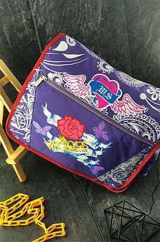 Сумка детская фиолетовая AAA 121212S