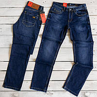 0917-3 R Relucky джинсы мужские синие демисезонные стрейчевые (29-38, 8 ед.), фото 1