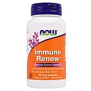 Витамины Для Иммунитета, Immune Renew, Now Foods, 90 Капсул