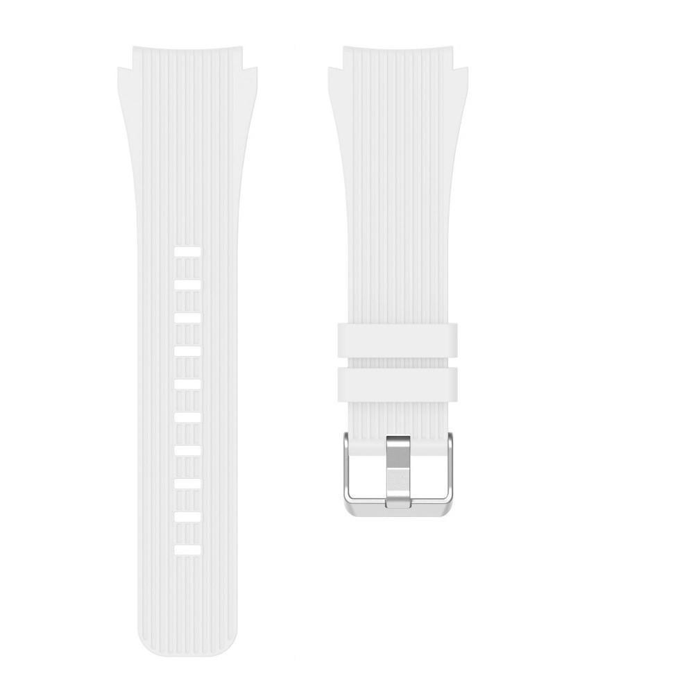 Ремешок силиконовый 22 мм BeWatch ECO2 для Xiaomi Amazfit Stratos | Pace | GTR 47mm  Белый (1012102.47)