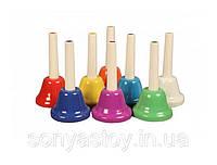 Набір музичних інструментів Дзвіночки, Goki, 1+, фото 1