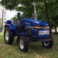 Мототрактор Forte MT-201 GT (фреза 1,2 м, синій)