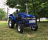 Мототрактор Forte MT-201 GT (фреза 1,2 м, синій), фото 6
