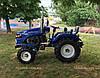 Мототрактор Forte MT-201 GT (фреза 1,2 м, синій), фото 4