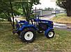 Мототрактор Forte MT-201 GT (фреза 1,2 м, синій), фото 7