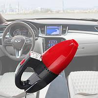 Автомобильный пылесос Vacuum Cleaner Red Красный