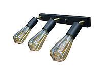 Світильник у стилі лофт з поворотним механізмом NL 1222-3 MSK Electric