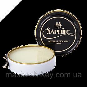Паста для взуття Saphir Medaille d'or Pate De Luxe колір безбарвний (02) 50 мл