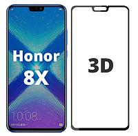 Захисне 3D скло на Huawei Honor 8X (хуавей хонор 8х)