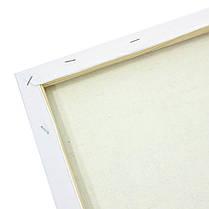 """Картина по номерам Lesko PH-9524 """"Домик на берегу моря"""" набор для творчества на холсте 40-50см рисование, фото 2"""