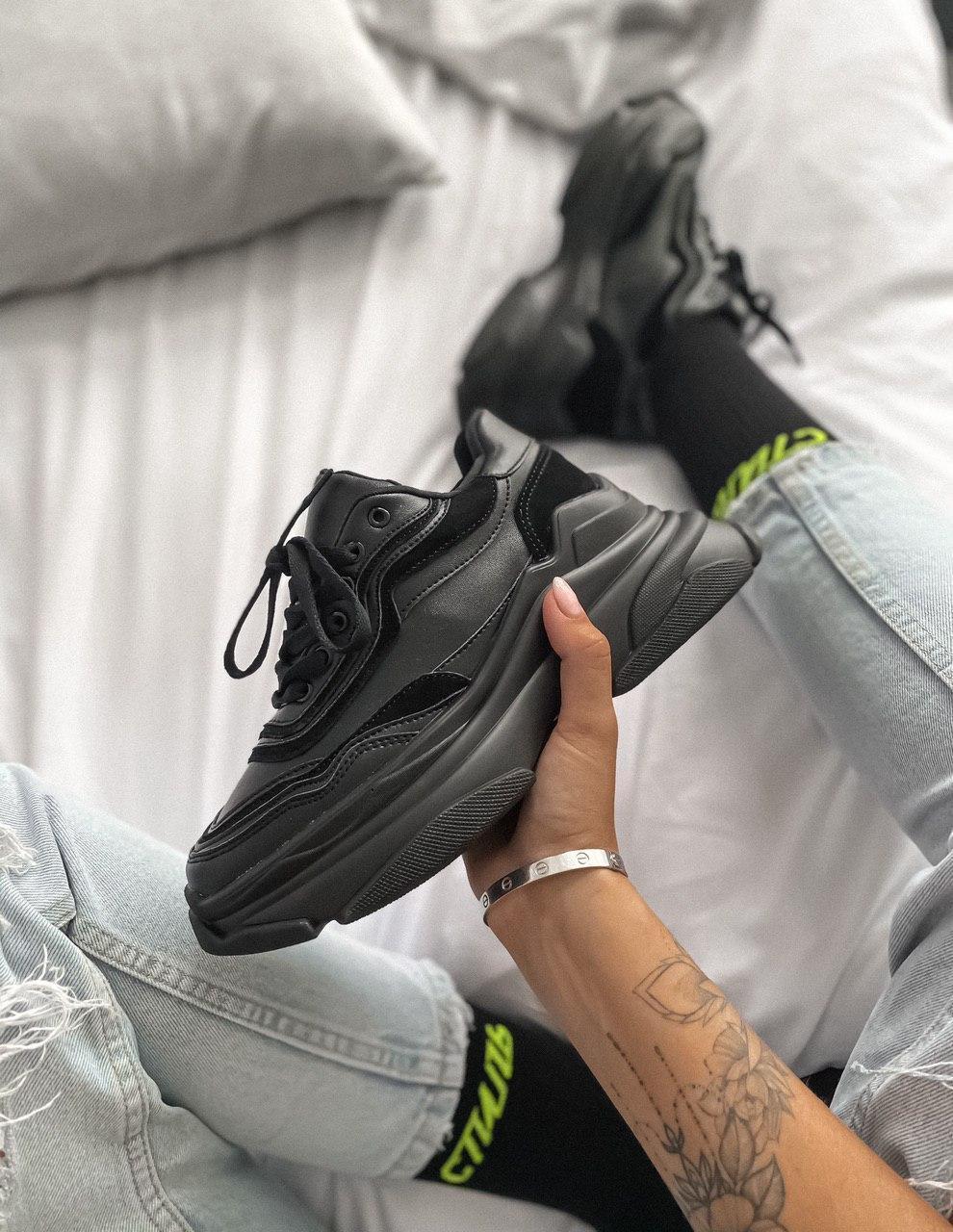 Жіночі кросівки AL 108 elegant black