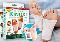 Антиоксидантні детокс пластирі KINOKI DETOX Пластыри для вывода токсинов