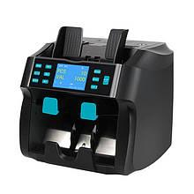 Лічильник банкнот з функцією визначення номіналу Semtom СТ-4000 з принтером чеків