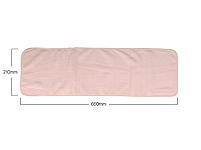 Повязка для волос-тюрбан Anskin Turban Pink 1 шт, фото 2