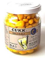 Наживка кукуруза Cukk сухая, Банан, 125 гр