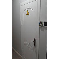 Двери для рентгенкабинетов