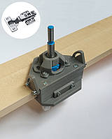 Кондуктор для установки меблевої петлі 35мм. під фрезу Форстнера 35мм.