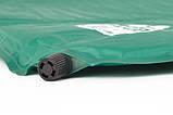 Коврик самонадувающийся   180 х 50 х 2.5 см, зеленый Pavillo Bestway 68058, фото 4
