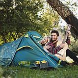 Палатка 2-х местная 220х120х90 см с туристическим столиком со стульями Bestway 68098, фото 2
