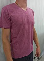 Мужская футболка MSY. 11241-8361(red). Размеры: M,L,XL,XXL., фото 1