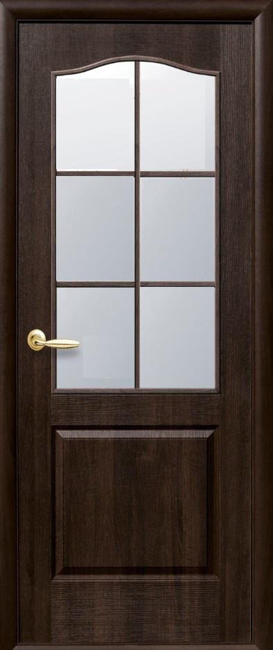Двери Новый стиль Классик ПО каштан
