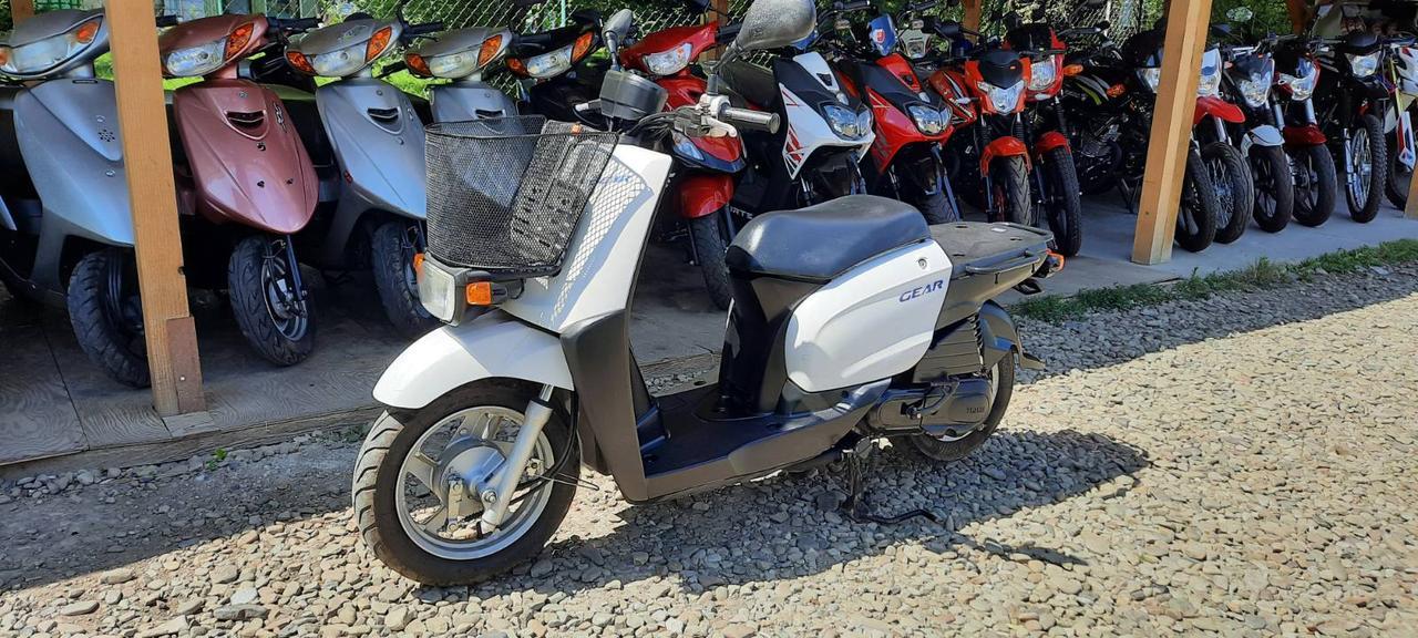 Yamaha GEAR 4T Sport