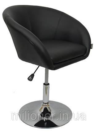 Кресло хокер Bonro B-645 черное, фото 2