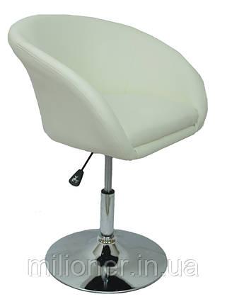 Кресло хокер Bonro B-645 white, фото 2