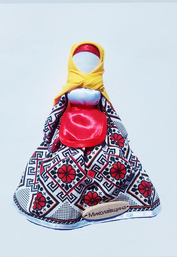 Кукла мотанка Hega Николаевская область Николаевщина (230-14)