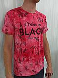 Мужская футболка MSY. 11231-8333. Размеры: M,L,XL,XXL., фото 2