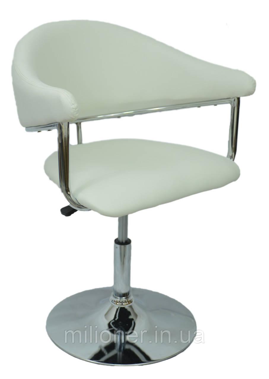 Кресло хокер Bonro B-622 белое