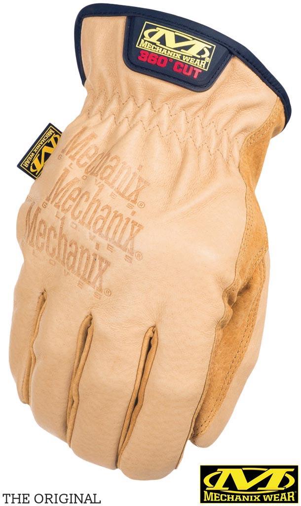 Перчатки тактические кожаные MECHANIX RM-DRIVER MB