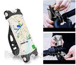 Кріплення для телефону на кермо Baseus Miracle Тримач силіконовий, фото 3