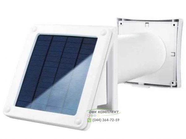Проветриватель ВЕНТС ПСС 102 на солнечных батареях