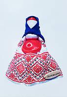 Кукла мотанка Hega Полтавская область Полтавщина (230-16), фото 1